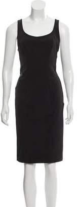 Prada Sport Sleeveless Sheath Dress