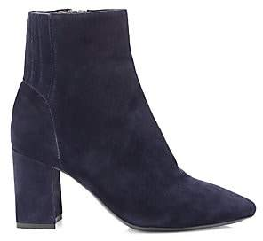 Aquatalia Women's Posey Suede Ankle Boots