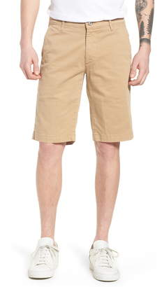 AG Jeans Griffin Regular Fit Chino Shorts