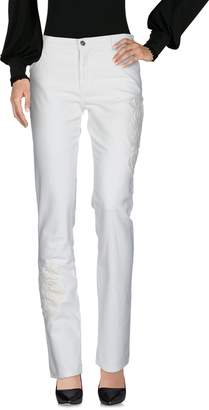 Blumarine JEANS Casual pants