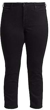NYDJ NYDJ, Plus Size Women's Petite Sheri Slim Jeans