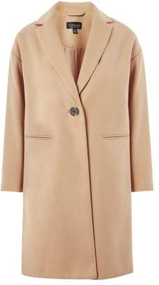 Topshop Millie relaxed coat