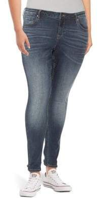 Jagger Classic Skinny Jeans