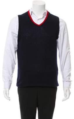 Prada Cashmere Sweater Vest