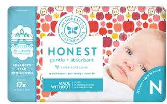 The Honest Company Them Apples Diapers
