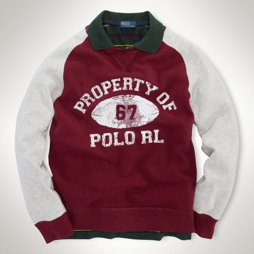 Polo RL Sweatshirt