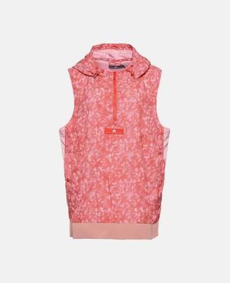 adidas by Stella McCartney Stella McCartney red running adizero vest