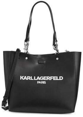 Karl Lagerfeld Paris Dianne Logo Tote