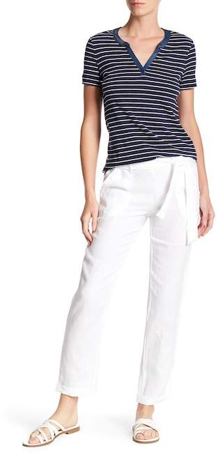 Three DotsThree Dots Sherin Linen Rolled Pant