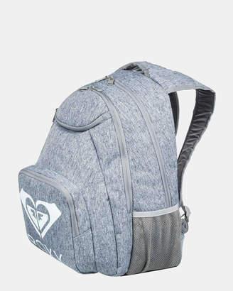 Roxy Shadow Swell Solid Medium Backpack