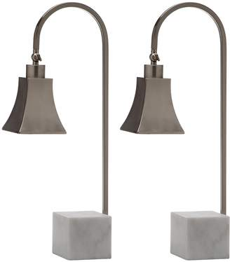 Safavieh Charley Desk Lamps (Set of 2)