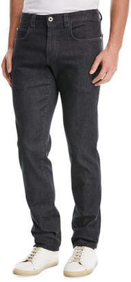 Loro Piana 5-Pocket Slim-Fit Denim Jeans
