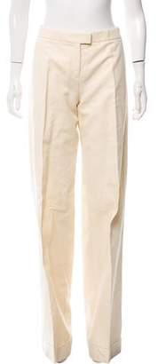 Michael Kors Mid-Rise Wide Leg Pants w/ Tags
