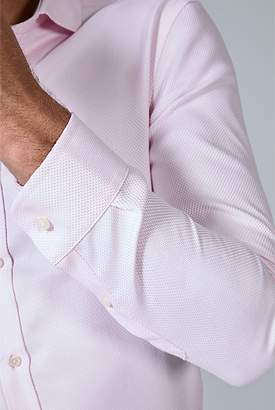 Country Road Slim Textured Travel Shirt
