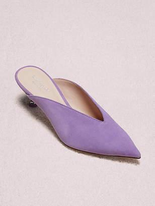 Kate Spade Cori Mules, Pop Lilac - Size 5