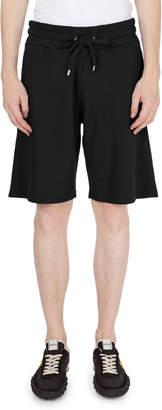Kenzo Logo Drawstring-Waist Shorts