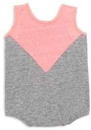 Joah Love Baby's Colorblock Bodysuit