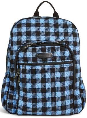 Vera Bradley Alpine Check Backpack