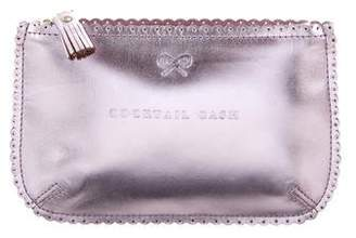 Anya Hindmarch Cocktail Case Cosmetic Pouch