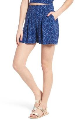 Women's Roxy Stellar Pleated Shorts $44.50 thestylecure.com