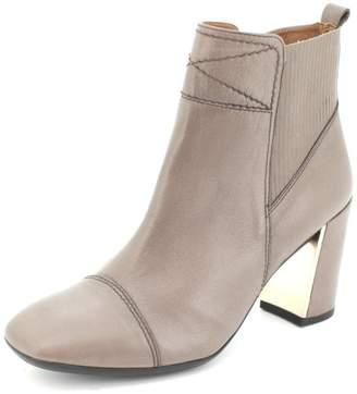 Hispanitas Light Grey Ankle Bootie
