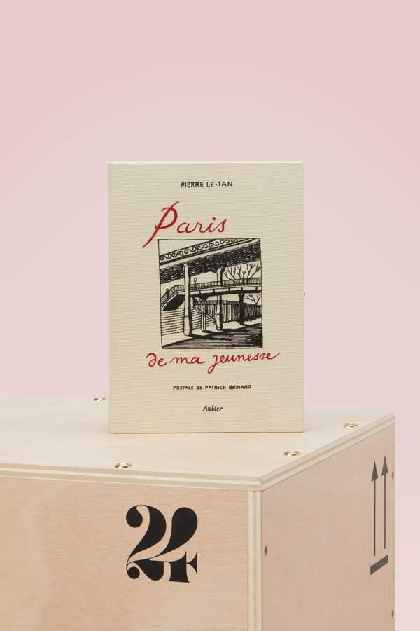 Olympia Le Tan Book-Clutch