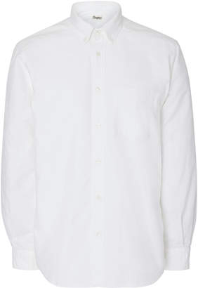 Camoshita Button-Down Oxford Dress Shirt