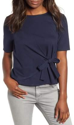 Gibson Short Sleeve Side Tie T-Shirt