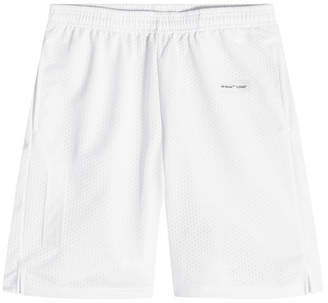 Off-White Mesh Shorts