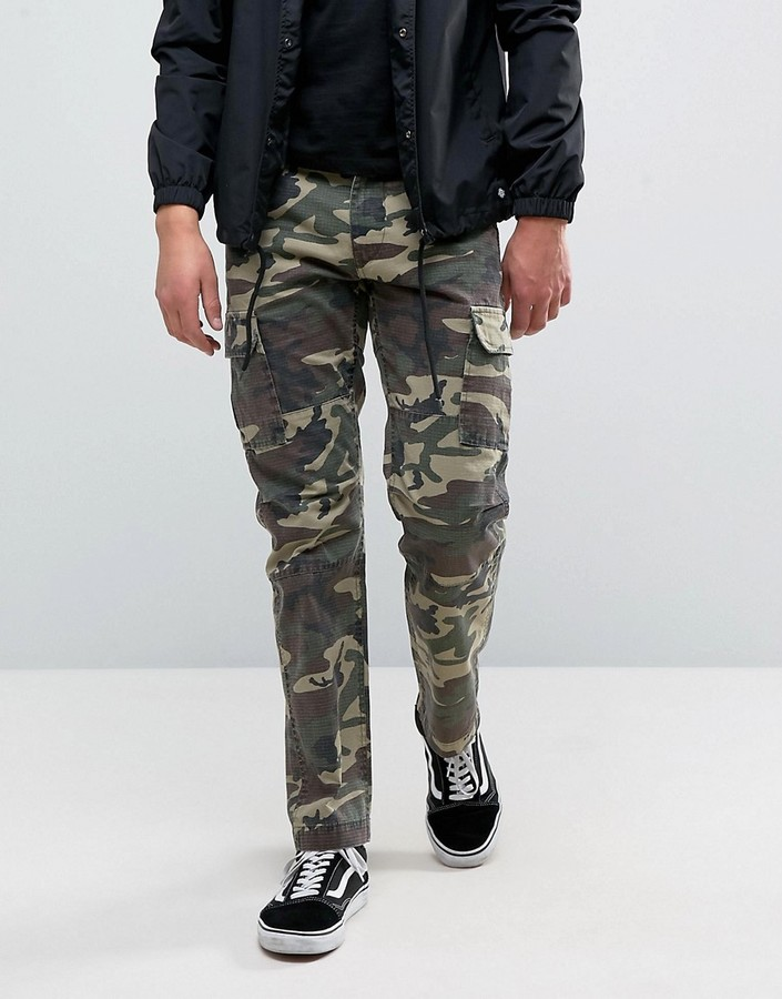 DickiesDickies Cargo Pants In Camo