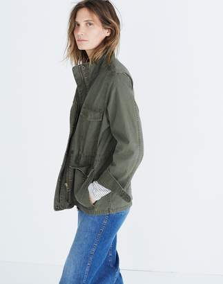 Madewell Surplus Jacket