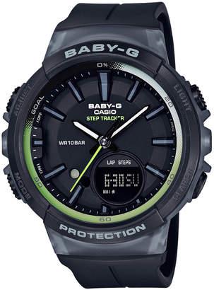 Casio BGS100-1A Baby-G Black Watch