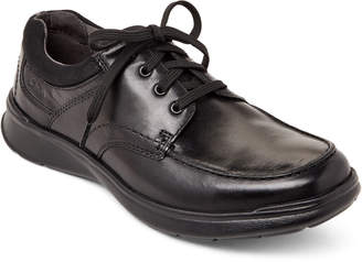 ac839c46876 Clarks Black Cotrell Edge Leather Oxfords