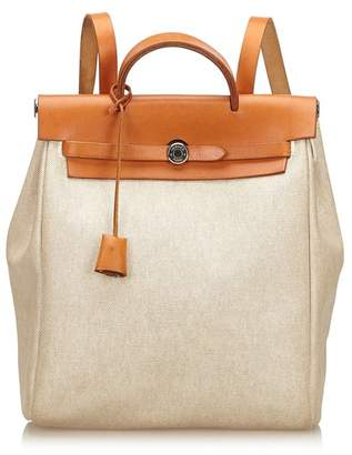 Hermes Vintage Herbag Backpack