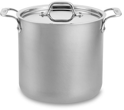 All-Clad d5 Brushed Stainless Steel Stockpots
