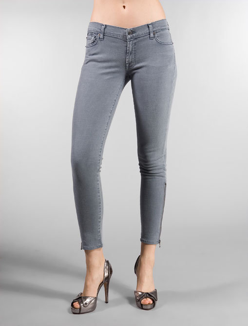 7 For All Mankind Zipped Gwenevere