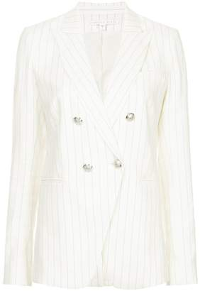 Veronica Beard Apollo striped blazer