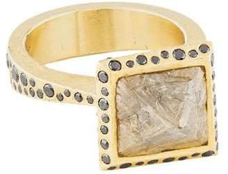 Todd Reed 18K Diamond Ring