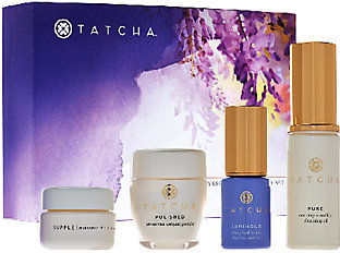 TATCHA 4-Piece Discovery Collection $61 thestylecure.com