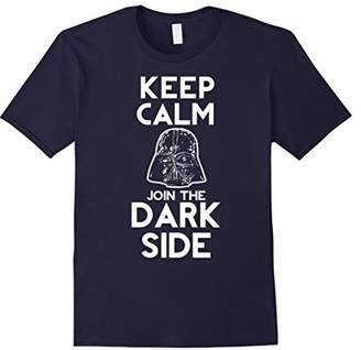 Star Wars Darth Vader Keep Calm Join Us Graphic T-Shirt