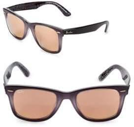 Ray-Ban 52MM Wayfarer Sunglasses
