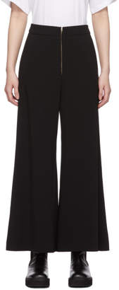 Stella McCartney Black Cady Trousers