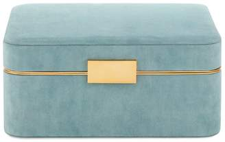 AERIN Beauvais Azure Jewellery Box