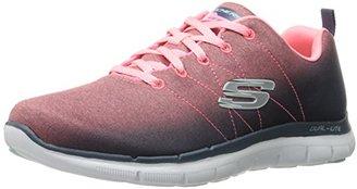 Skechers Sport Women's Flex Appeal 2.0 Fashion Sneaker $31.75 thestylecure.com
