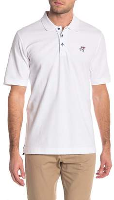 798dfaca at Nordstrom Rack · Robert Graham Devil Short Sleeve Knit Polo