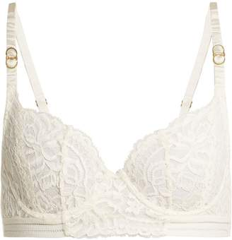 Stella McCartney Isabel Floating underwired lace bra