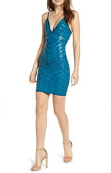 Sentimental NY Bandage Body-Con Dress