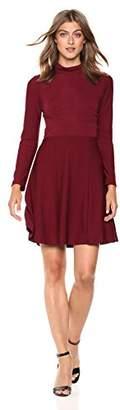 Wild Meadow Women's Mod Turtleneck Dress XL