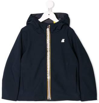 K Way Kids hooded jacket
