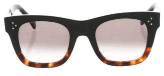 Celine Acetate Tinted Sunglasses